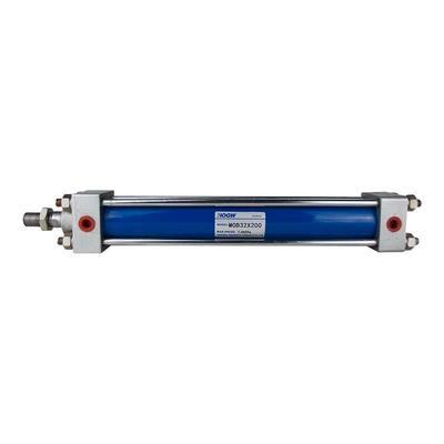 MOB series lightweight cylinder non - standard hydraulic ram cylinder Haweisi