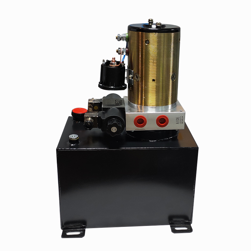 Hydraulic power unit manufacturers direct multi - specification quality power unit device