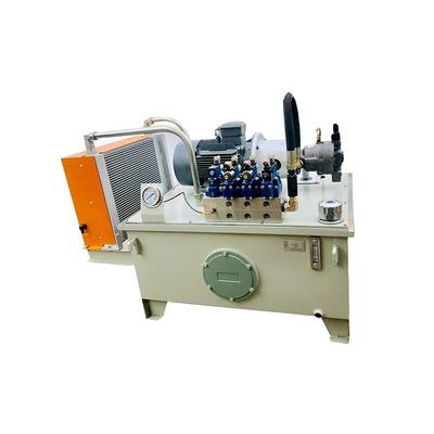 High pressure plunger pump hydraulic system and CNC hydraulic station system jt1.5kwo-vp20-6-60-f