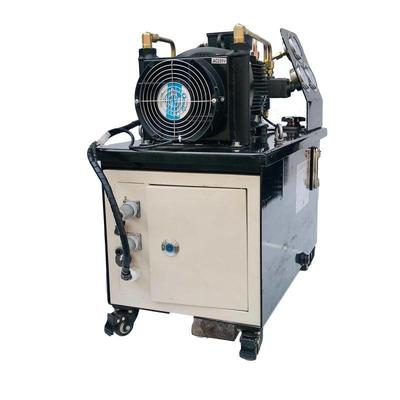Design and manufacture of hydraulic power system jt3kw-1a-6 * 2-120-f-f
